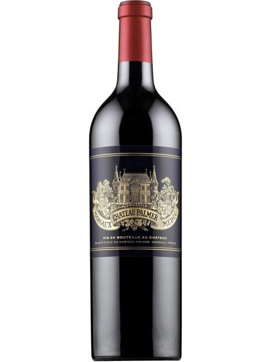 Вино Chateau Palmer, Margaux AOC 3-me Grand Cru Classe 2009 0.75 л