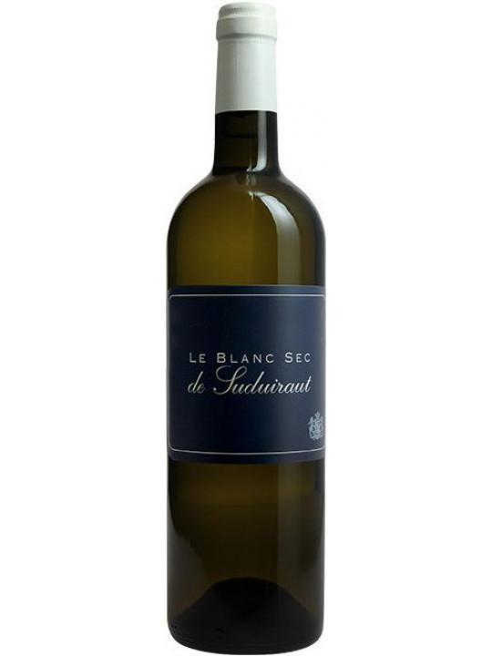 Вино Le Blanc Sec de Suduiraut, Bordeaux AOC 2016 0.75 л
