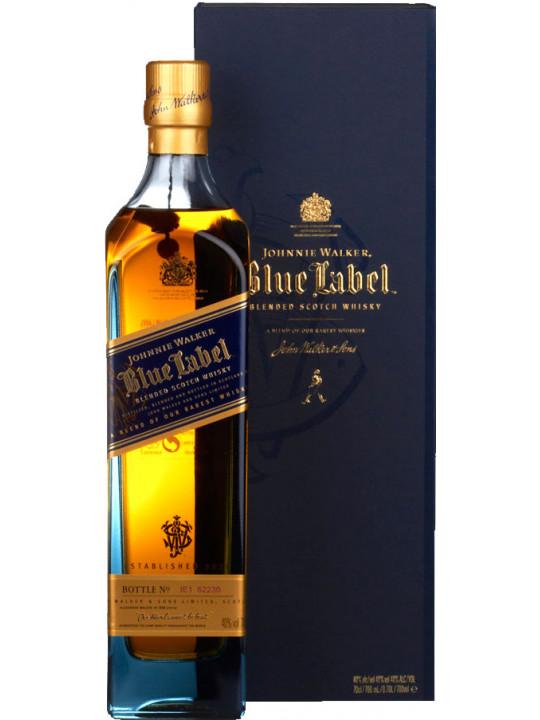 Виски Blue Label, with box 0.7 л