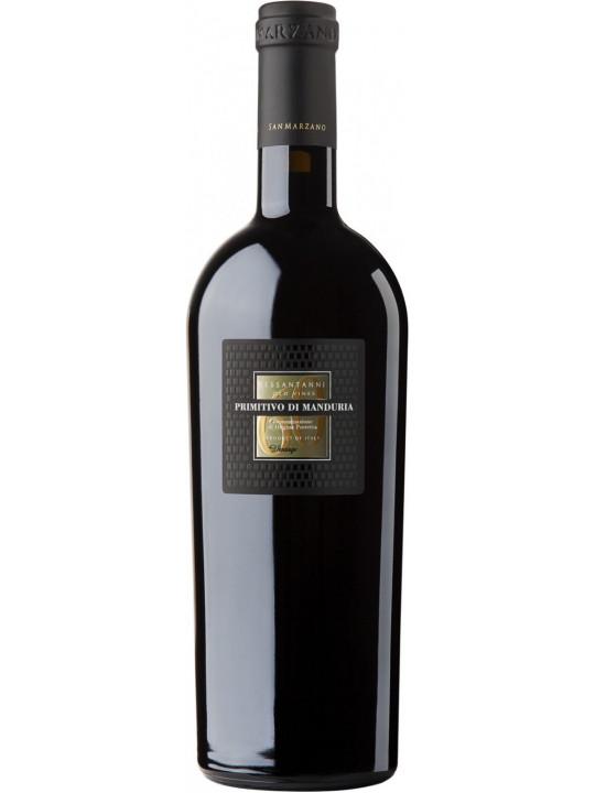 Вино Feudi di San Marzano, Sessantanni Primitivo di Manduria 2017 0.75 л