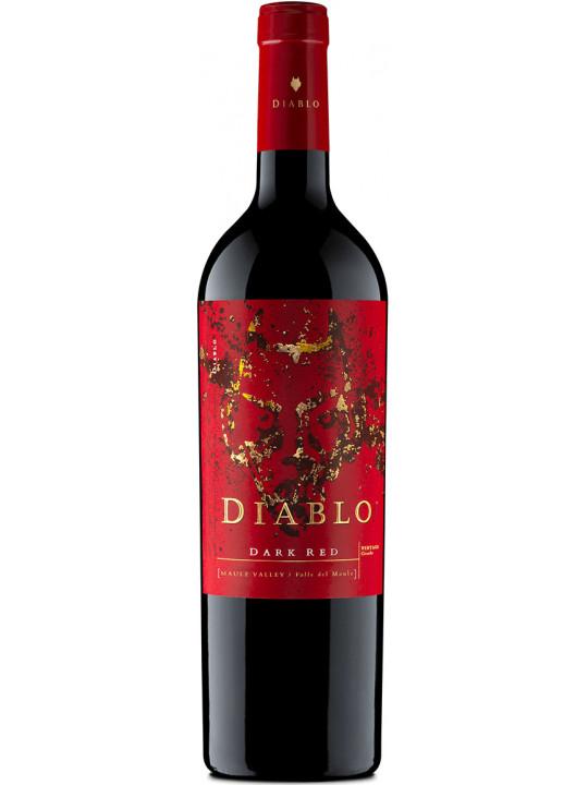 Вино Diablo Dark Red 2018 0.75 л