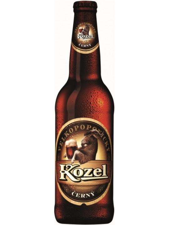 Пиво Велкопоповицкий Козел Темное 0.5 л