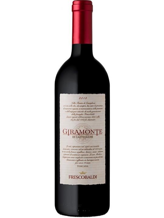 Вино Giramonte, Toscana IGT 2012 0.75 л