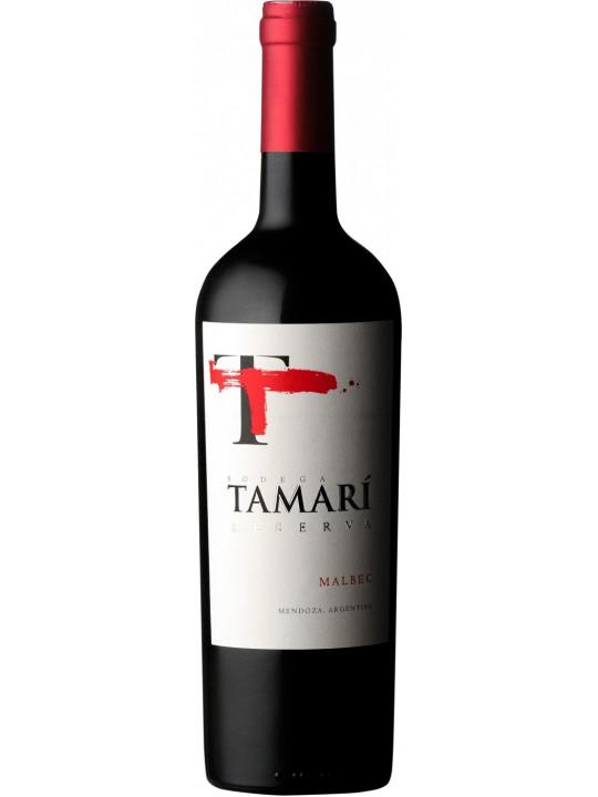 Вино Tamari, Malbec Reserva 0.75 л