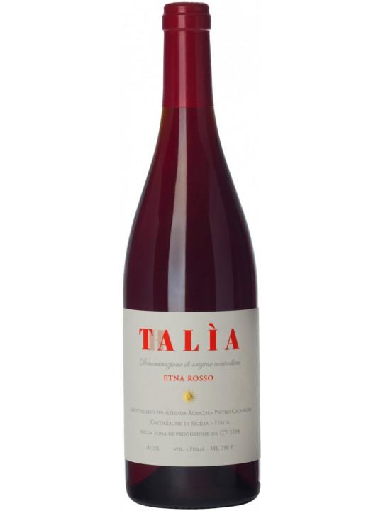 Вино Tenuta di Aglaea, Thalia Etna Rosso DOC 2016 0.75 л