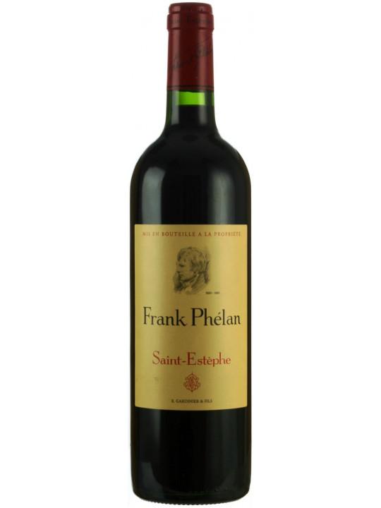 Вино Frank Phelan, Saint-Estephe AOC 2013 0.75 л