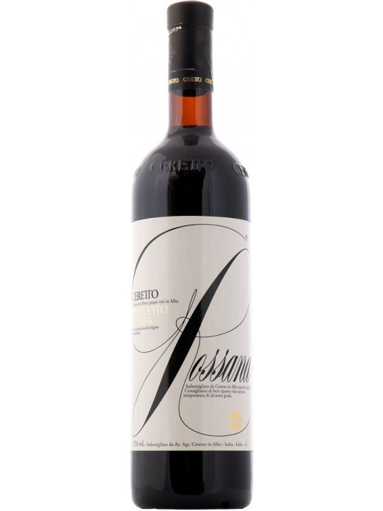 Вино Dolcetto d'Alba Rossana DOC 2016 0.75 л