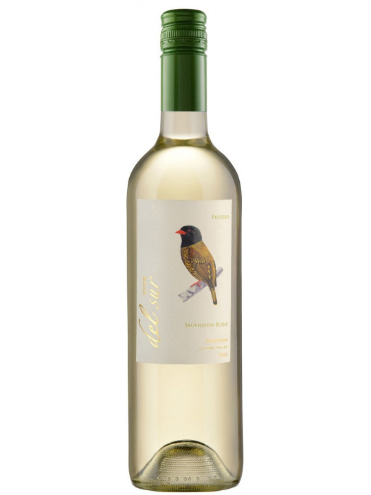 Вино Vina Carta Vieja, Aves del Sur Sauvignon Blanc, Central Valley 2016 0.75 л