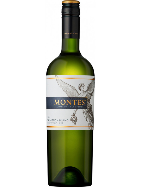 Вино Montes, Limited Selection Sauvignon Blanc 2018 0.75 л