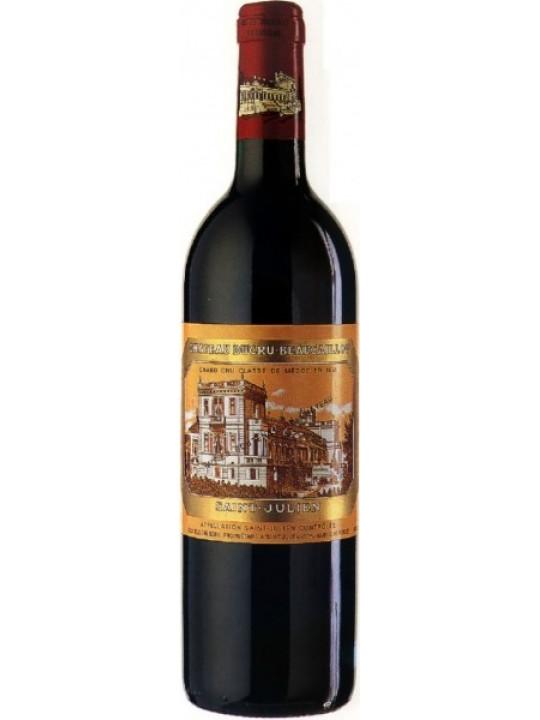 Вино Chateau Ducru-Beaucaillou Saint Julien AOC 2-eme Grand Cru Classe 1970 0.75 л