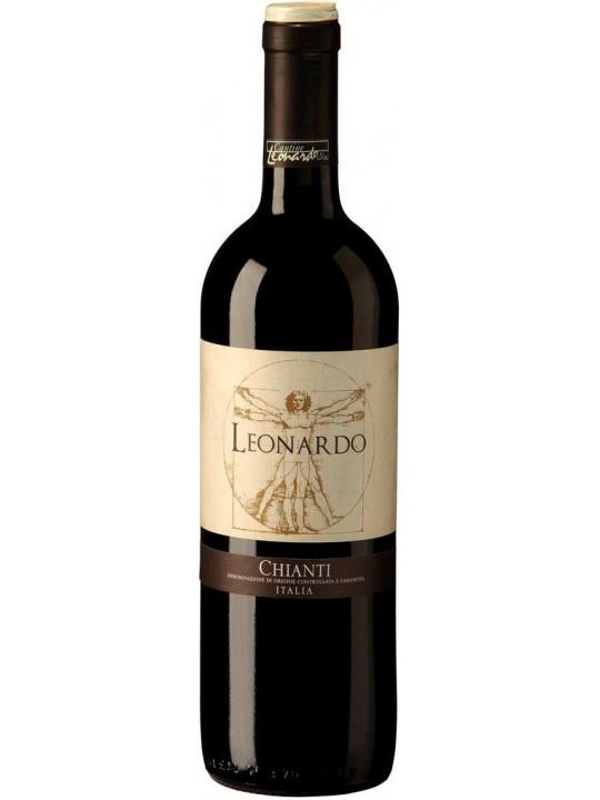 Вино Leonardo Chianti DOCG 2013 0.75 л