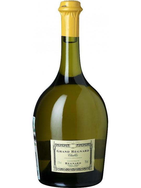 Вино Chablis Grand Regnard AOC 2008 0.75 л