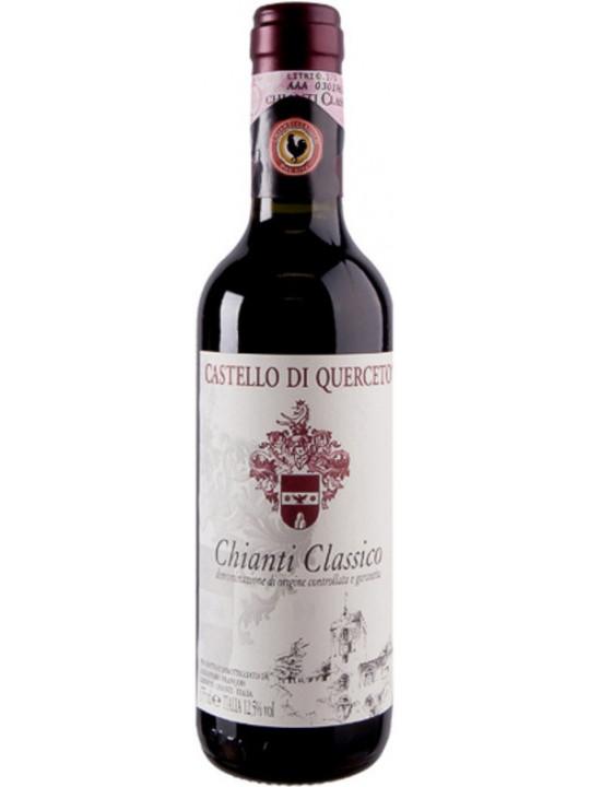 Вино Castello di Querceto, Chianti Classico DOCG 2015 0.375 л