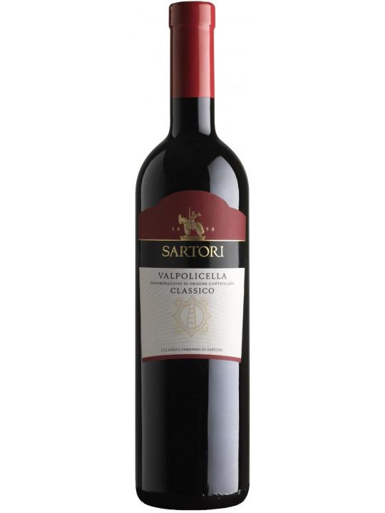 Вино Sartori, Valpolicella Classico DOC 2014 0.75 л