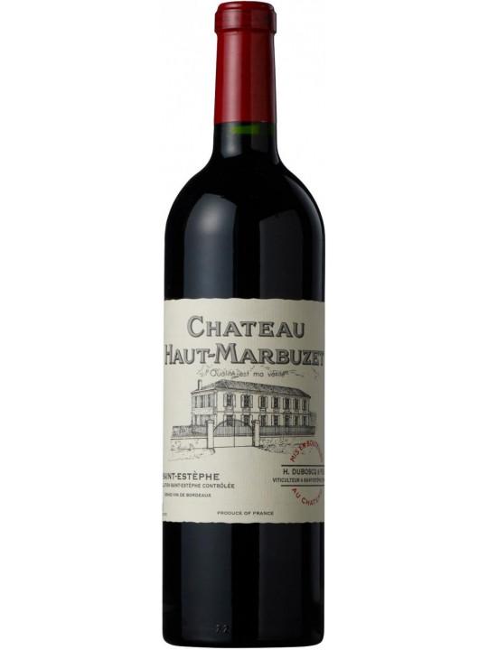 Вино Chateau Haut-Marbuzet, St. Estephe AOC 2000 0.75 л