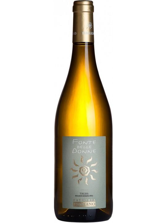 Вино Fattoria Fibbiano, Fonte Delle Donne, Toscana IGT 2016 0.75 л
