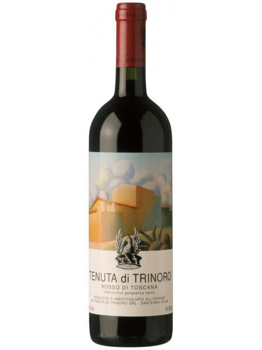 Вино Tenuta di Trinoro 2007 0.75 л