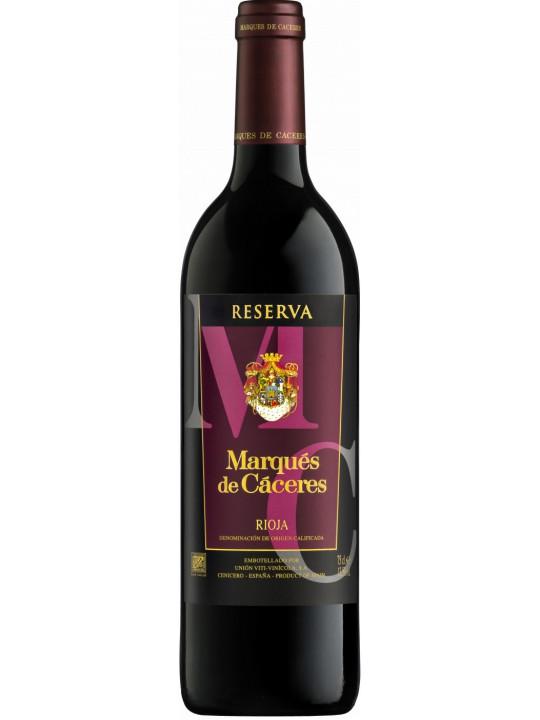 Вино Marques de Caceres, Reserva 2009 0.75 л
