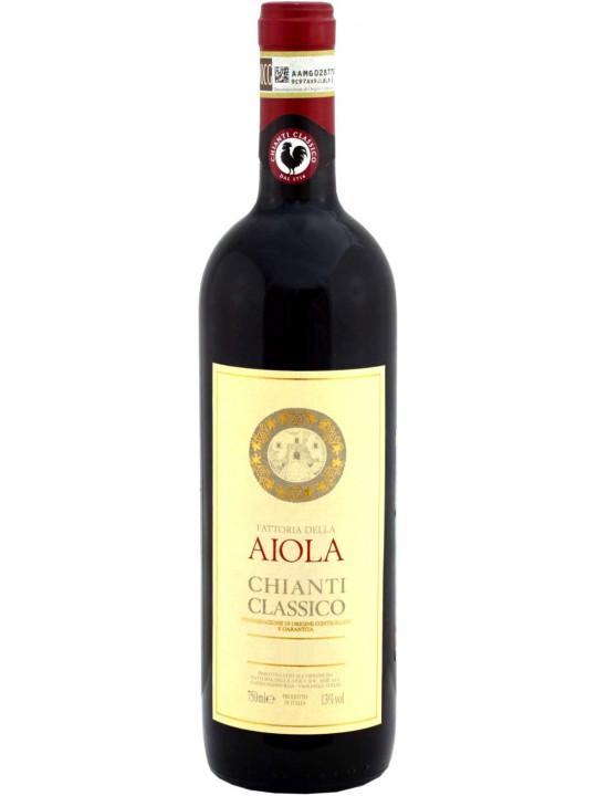 Вино Fattoria della Aiola, Chianti Classico DOCG 2015 0.75 л