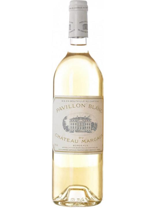 Вино Pavillon Blanc Du Chateau Margaux, Bordeaux AOC 2012 0.75 л