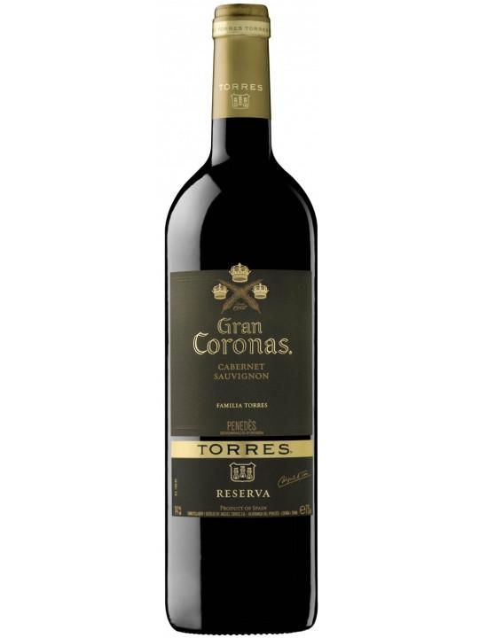 Вино Torres, Gran Coronas, Penedes DO 2012 0.75 л