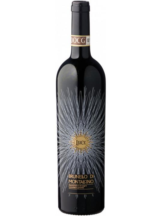 Вино Luce Della Vite, Brunello di Montalcino 2010 0.75 л