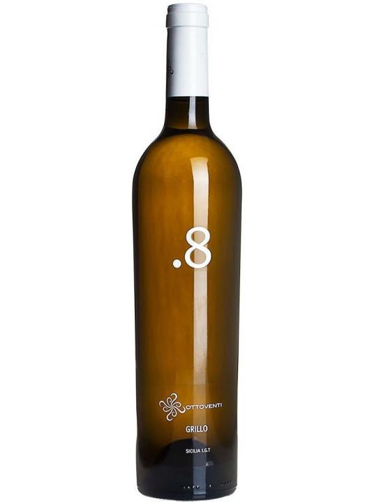 Вино Ottoventi, Punto 8, Sicilia IGT 2016 0.75 л