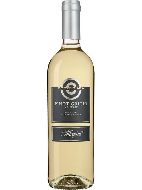 Вино Corte Giara, Pinot Grigio delle Venezie IGT 0.75 л