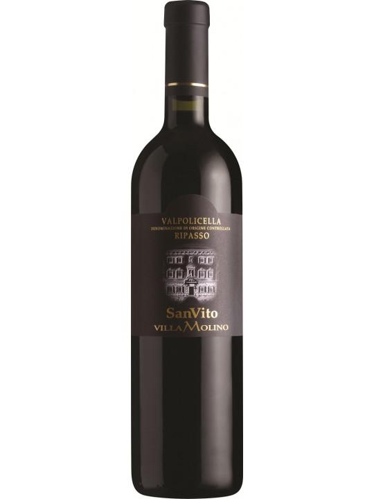 Вино Sartori, Villa Molino Valpolicella DOC Ripasso 2014 0.75 л