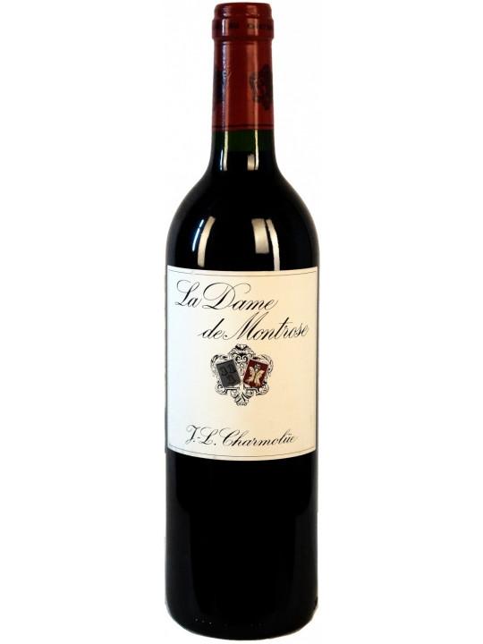 Вино La Dame de Montrose, Saint-Estephe AOC 2009 0.75 л