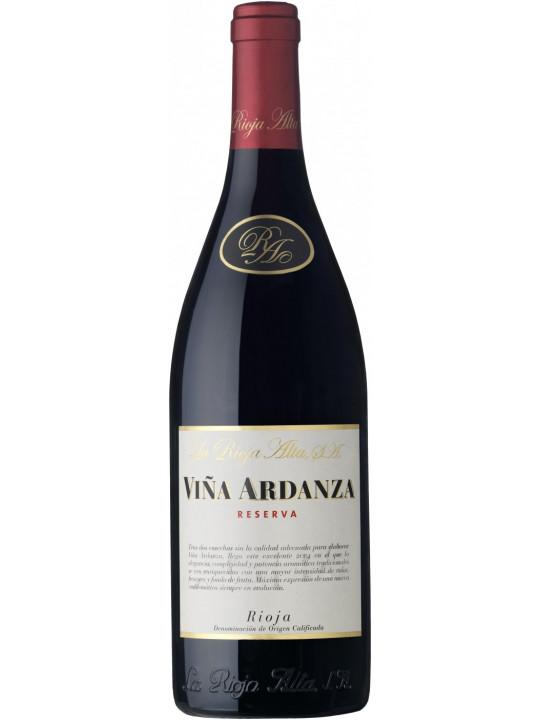 Вино Vina Ardanza Reserva, Rioja DOC 1996 0.75 л