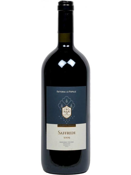 Вино Fattoria Le Pupille, Saffredi, Toscana Maremma IGT 2009 1.5 л