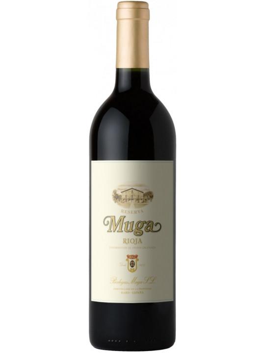 Вино Muga, Reserva, Rioja DOC 2010 0.75 л