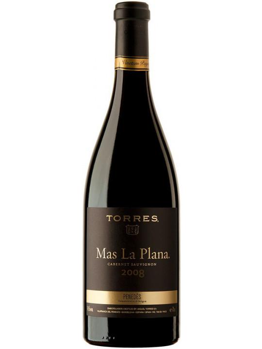 Вино Torres, Mas La Plana, Penedes DO 2008 0.75 л