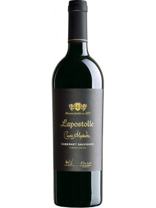 Вино Lapostolle, Cuvee Alexandre Cabernet Sauvignon 0.75 л