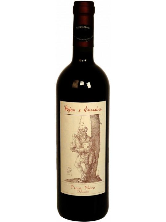 Вино Pojer e Sandri, Pinot Nero, Vigneti delle Dolomiti IGT 2013 0.75 л