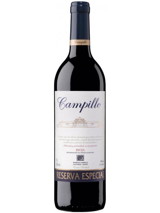 Вино Campillo, Reserva Especial, Rioja DOC 2010 0.75 л