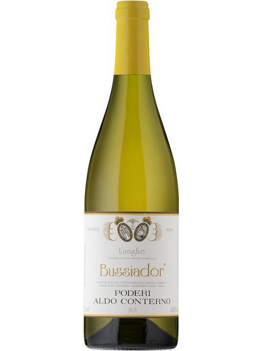 Вино Poderi Aldo Conterno, Langhe Chardonnay DOC Bussiador 2008 0.75 л