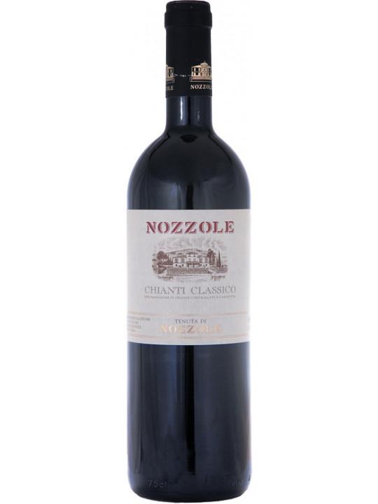 Вино Chianti Classico DOCG Nozzole 2010 0.75 л