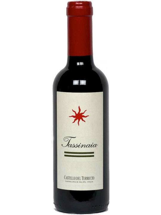 Вино Tassinaia, Toscana IGT 2014 0.375 л