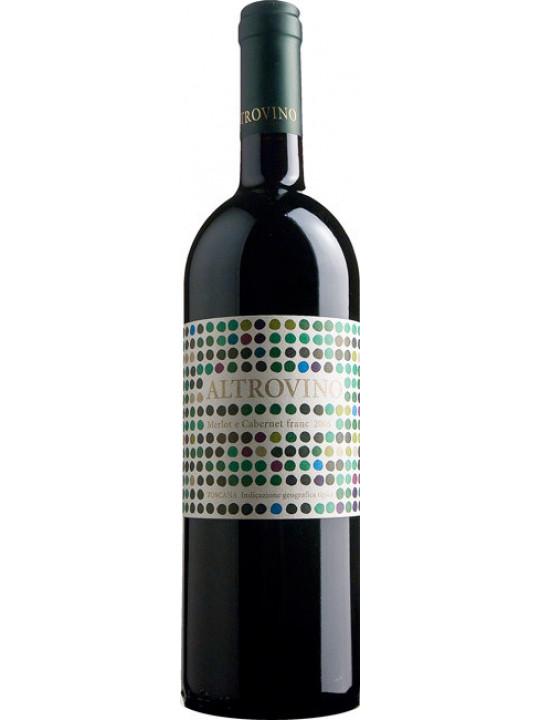 Вино Azienda Vitivinicola Duemani, Altrovino, Toscana IGT 2013 0.75 л