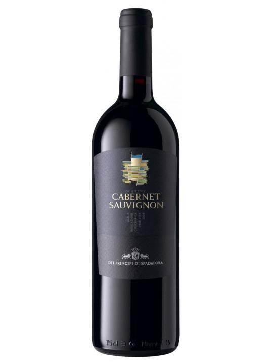 Вино Azienda Agricola Spadafora, Schietto Cabernet Sauvignon IGT 2011 0.75 л