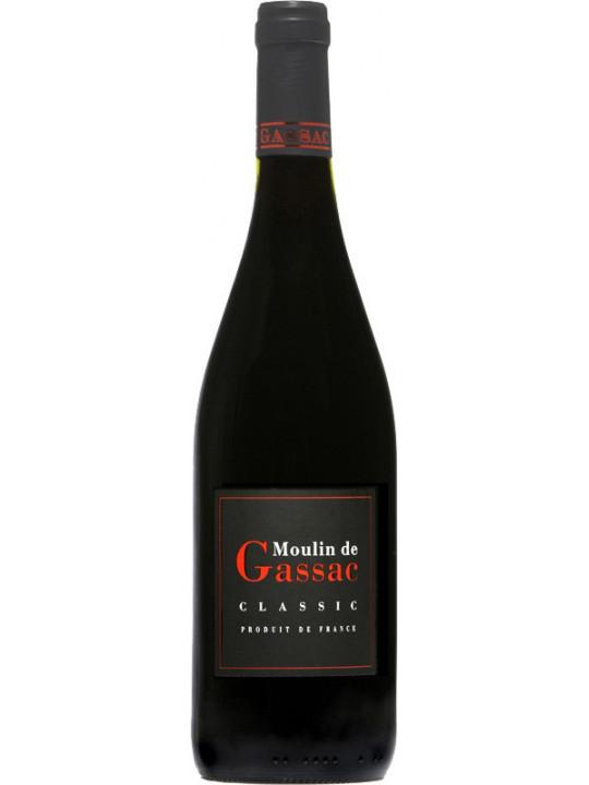 Вино Moulin De Gassac Classic Rouge 2017 0.75 л
