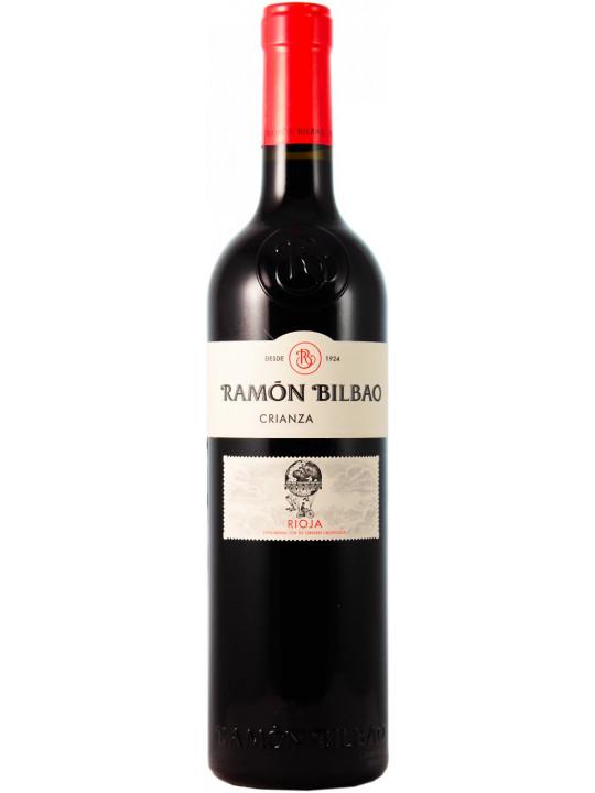 Вино Bodegas Ramon Bilbao, Crianza, Rioja DOC 2016 0.75 л