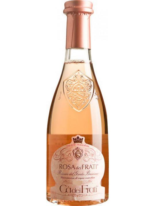 Вино Rosa dei Frati 2015 0.375 л