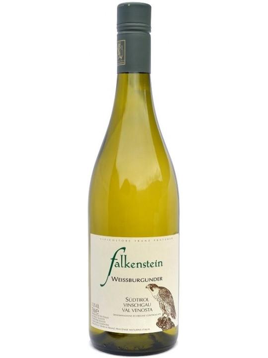 Вино Falkenstein, Weissburgunder, Sudtirol DOC 2016 0.75 л