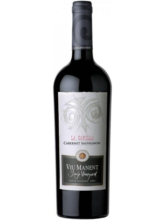 Вино Viu Manent, Single Vineyard Cabernet Sauvignon La Capilla 2015 0.75 л