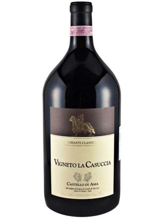 Вино Chianti Classico DOCG Vigneto La Casuccia 2007 3 л