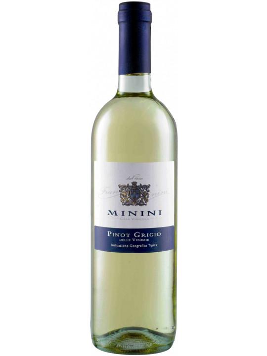Вино Minini, Pinot Grigio, Veneto IGT 2011 0.375 л