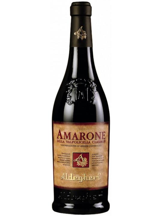 Вино Cantine Aldegheri, Amarone della Valpolicella Classico DOC 2010 0.75 л